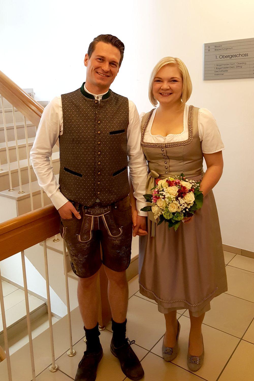 Glückwünsche zur Hochzeit  FC Sportfreunde Schwaig 12 e.V. Stil